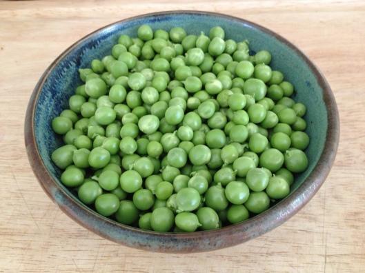 Garden Fresh Peas
