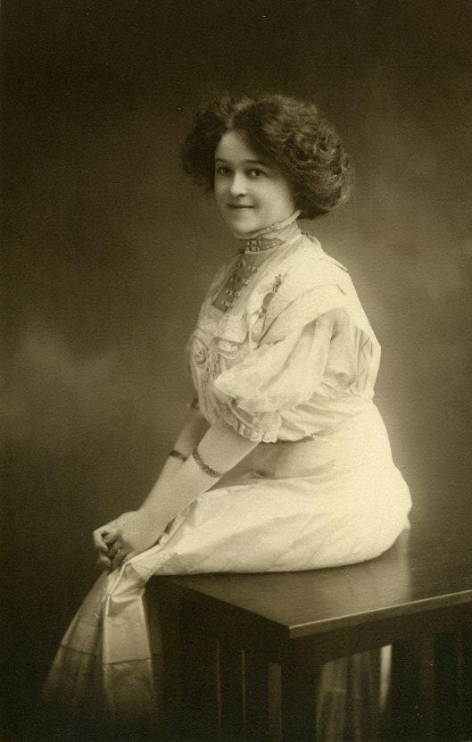 Elsie May Walton - born May 8, 1889